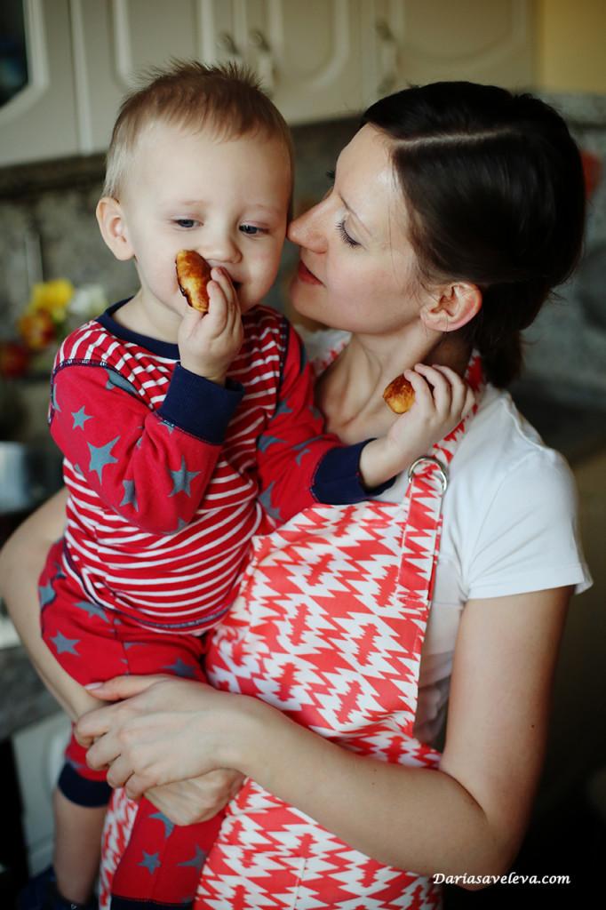 Кулинарный блог Дарьи Савельевой