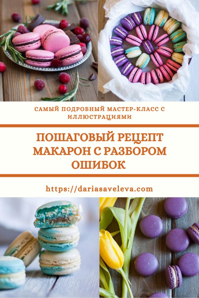 Пошаговый-рецепт-пирожных-макарон Poshagovyj-recept-pirozhnyh-makaron
