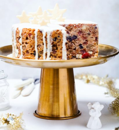 английский-рождественский-кекс