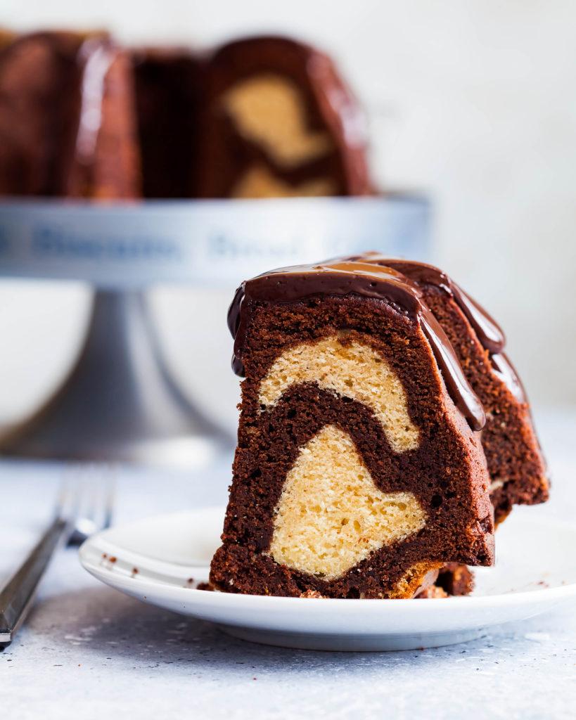 Шоколадно-ванильный-кекс Shokoladno-vanilnii-keks