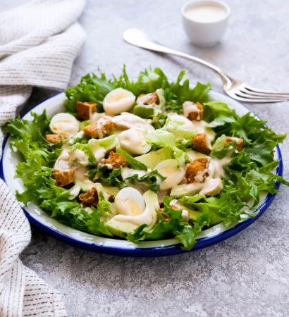 Салат-Цезарь Salat-Tsezar