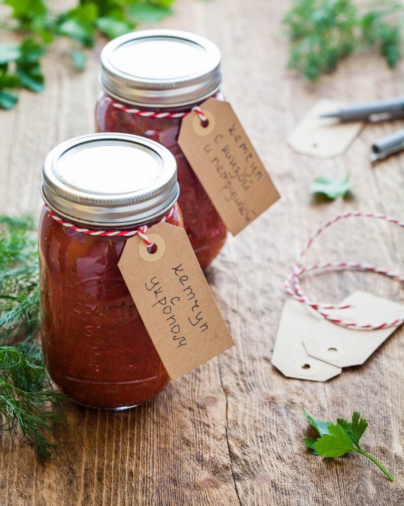 Домашний-кетчуп Domashnij-ketchup