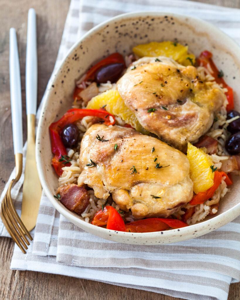 Курица-с-рисом-оливками-и-перцем Kurica-s-risom-olivkami-i-percem